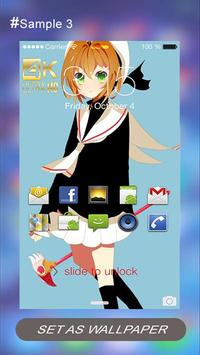 Wallpaper for Cardcaptor HD screenshot 5