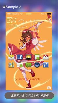 Wallpaper for Cardcaptor HD screenshot 2