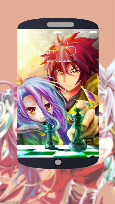 Wallpaper For No Game No Life Art For Android Apk Download