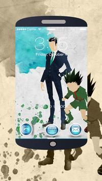 Wallpaper Hunter X Hunter HD screenshot 1
