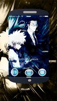 Wallpaper Hunter X Hunter HD screenshot 3
