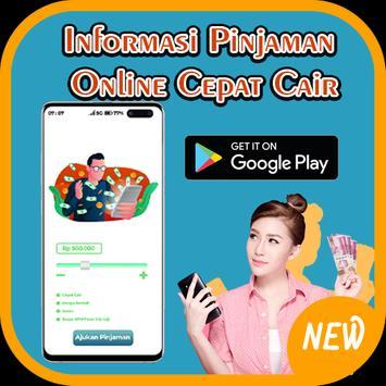 Informasi Pinjaman Online Cepat Cair screenshot 1