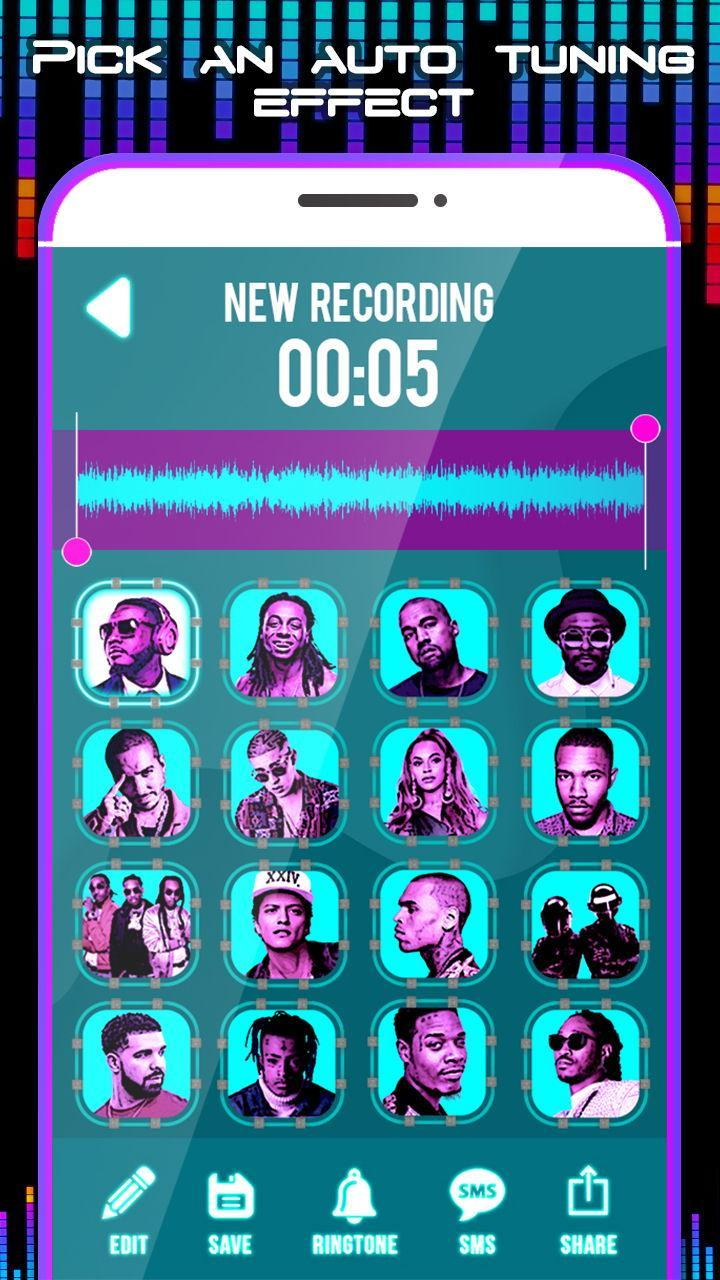Autotune your Voice for Android - APK Download