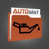 Car, Motorcycle, or Fleet Maintenance & Gas Log icon
