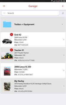 Car, Motorcycle, or Fleet Maintenance & Gas Log screenshot 22