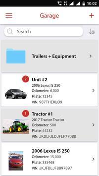 Car, Motorcycle, or Fleet Maintenance & Gas Log screenshot 3