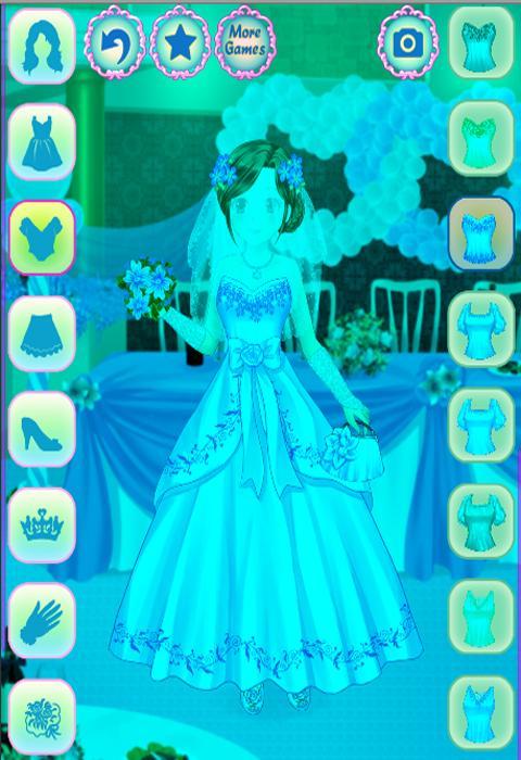 Anime Wedding Lolita Wedding Day Dress Up For Android Apk
