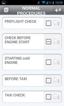 Aviation Checklist imagem de tela 2