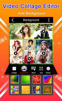 Video Collage Editor Mix Video screenshot 1