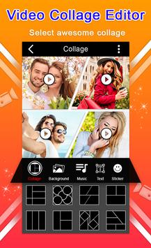 Video Collage Editor Mix Video screenshot 2