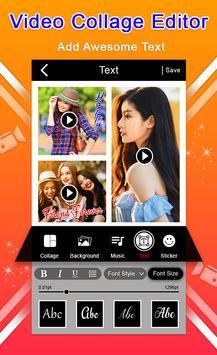 Video Collage Editor Mix Video screenshot 3