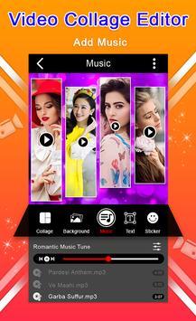 Video Collage Editor Mix Video screenshot 4