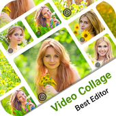 Video Collage Editor icon