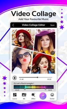 Video Collage Editor screenshot 8
