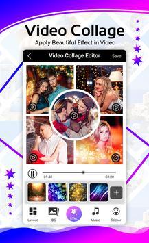 Video Collage Editor screenshot 2