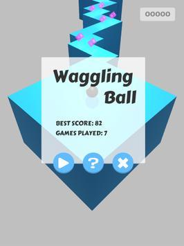 Waggling Ball screenshot 4