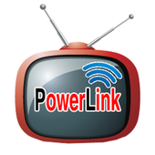 Powerlink TV ikona