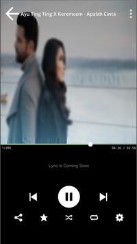 Ayu Ting Ting x Keremcem Apalah Cinta Mp3 Offline screenshot 2