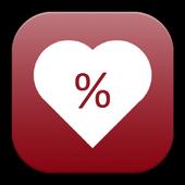 Love Compatibility Test icon