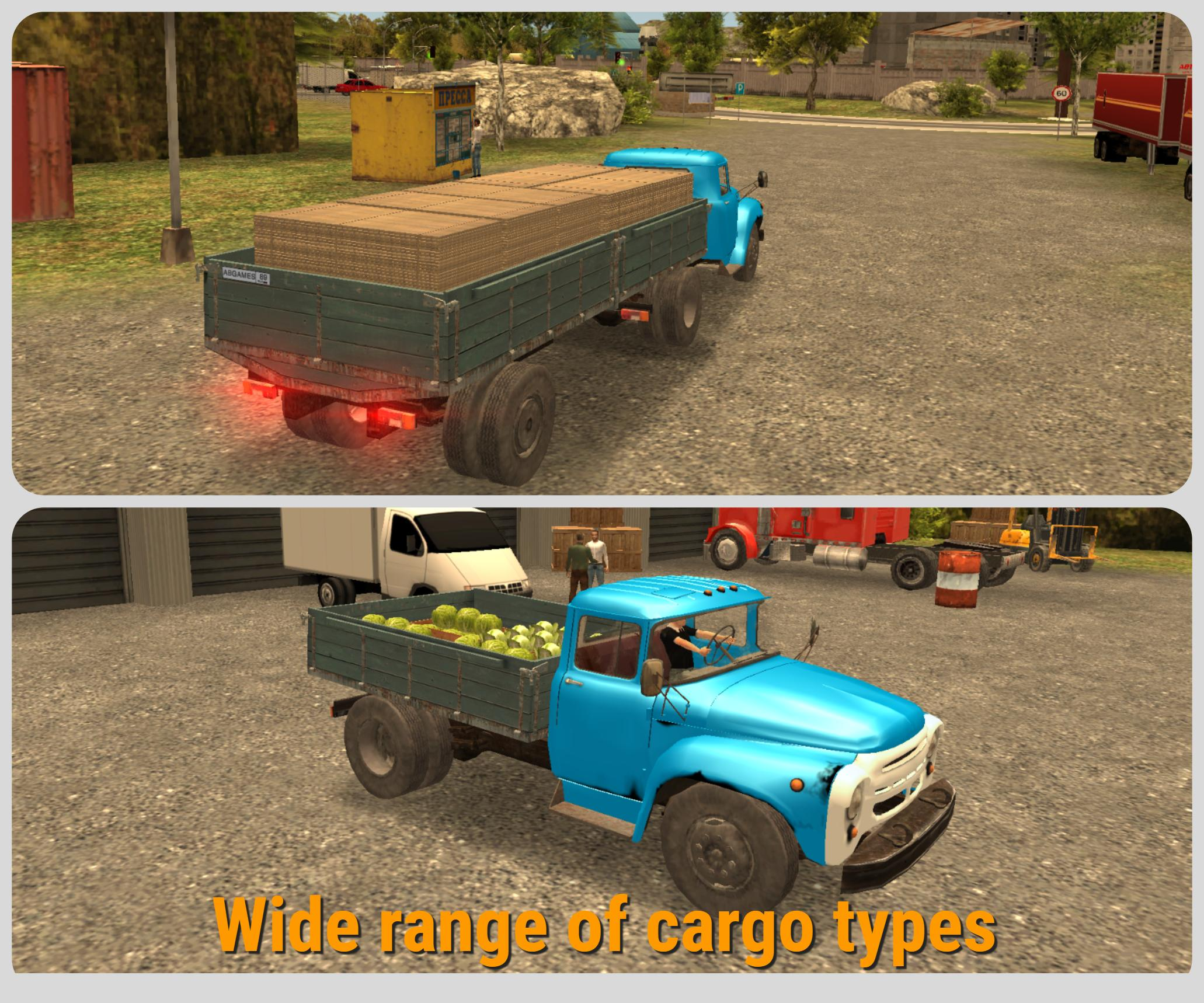 Russian Car Driver Zil 130 For Android Apk Download