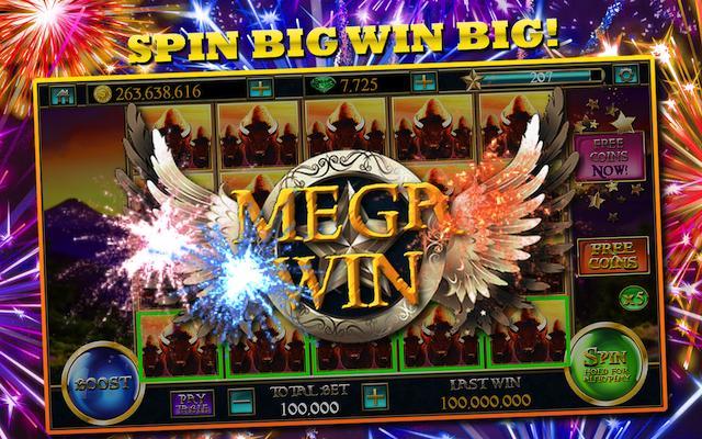 Slots™ Buffalo King - Free Casino Slot Machines poster