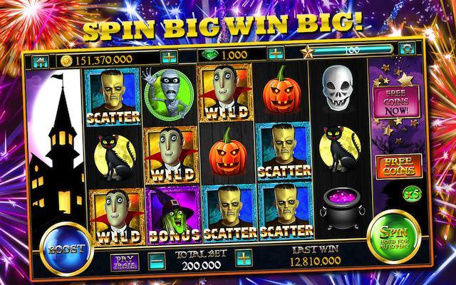 Slots™ Vampire - Slot Machine poster