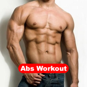 Flat Stomach Workout For Men Fitness Gym Exercise icon