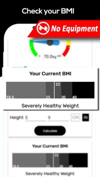 Flat Stomach Workout For Men Fitness Gym Exercise screenshot 4