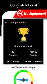 Flat Stomach Workout For Men Fitness Gym Exercise screenshot 6