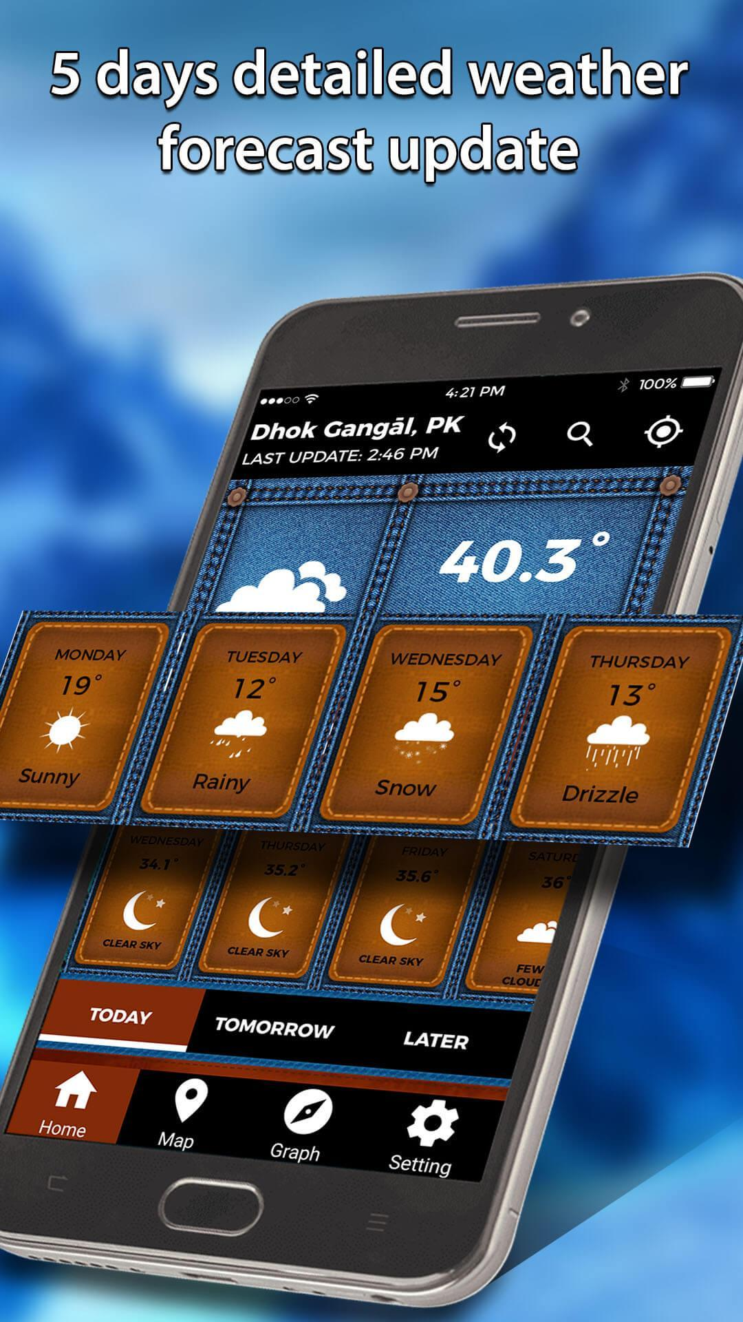 Weather Channel App & Weather Channel Live for Android - APK