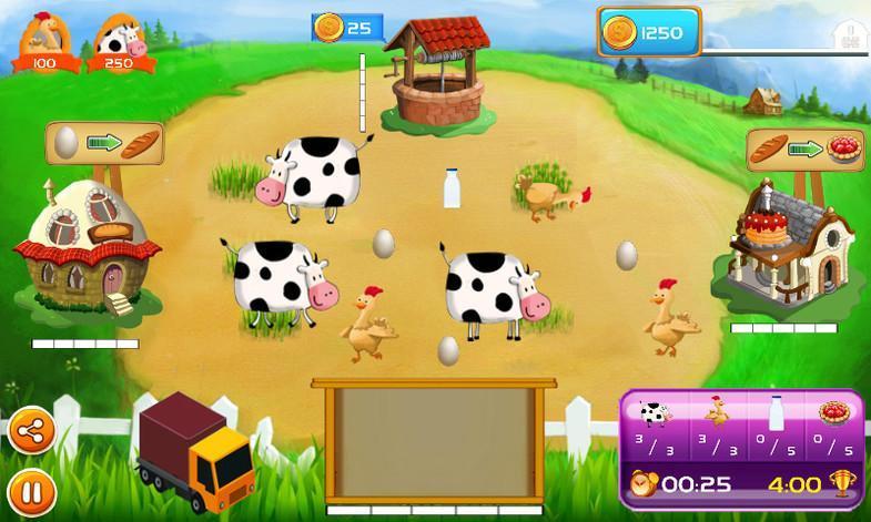 نتيجة بحث الصور عن Farm Frenzy 4