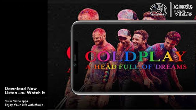 Coldplay screenshot 2
