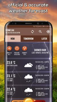 Weather App Weather Channel Live Weather Forecast screenshot 3