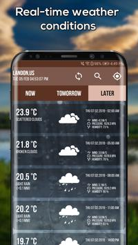 Weather App Weather Channel Live Weather Forecast screenshot 1