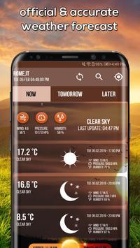 Weather App Weather Channel Free Weather Radar screenshot 3