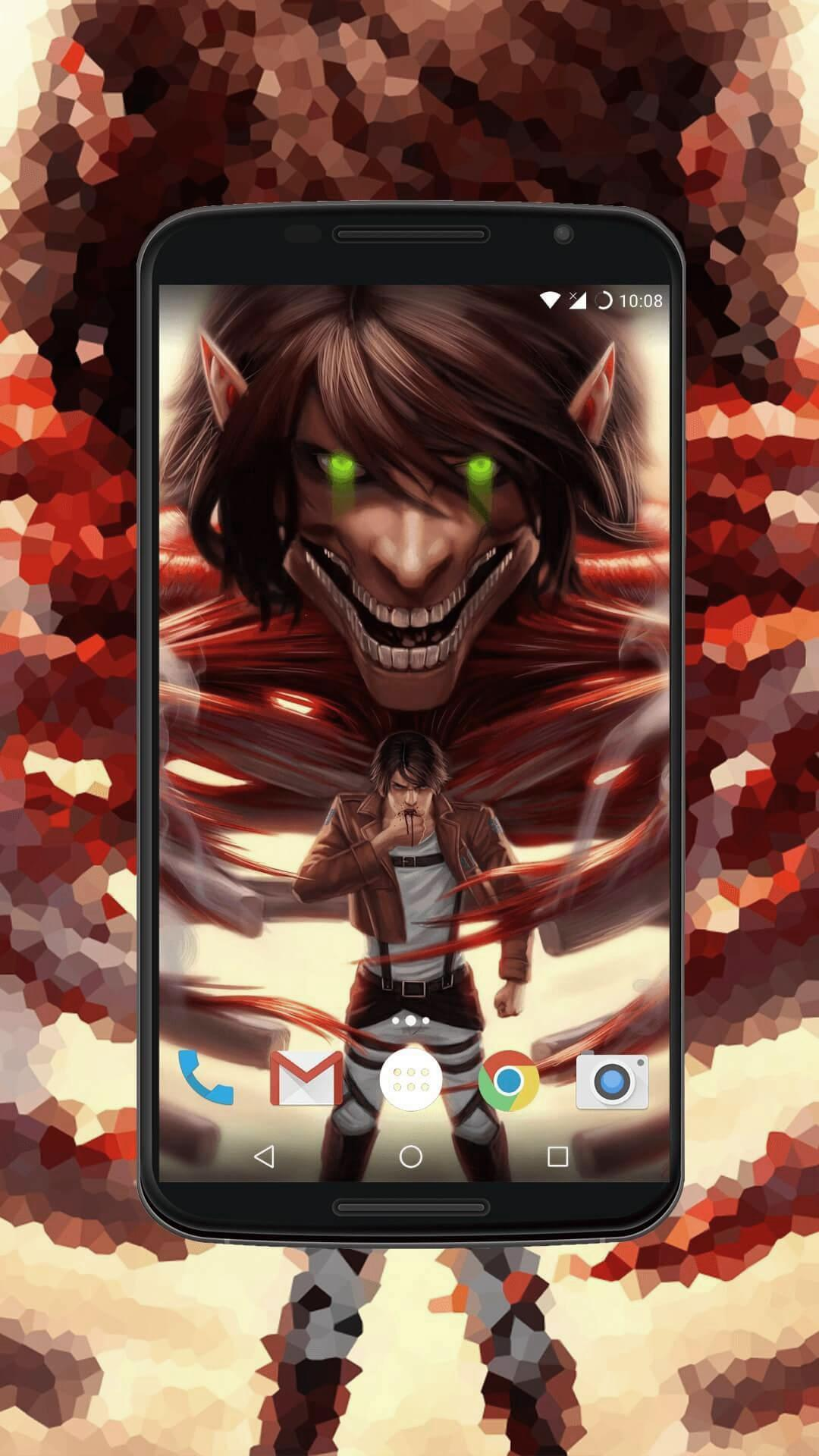 Attack On Titan Wallpapers For Android Apk Download