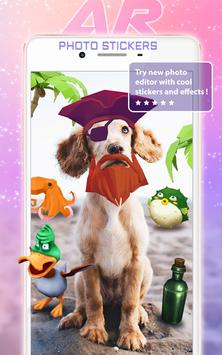AR Stickers Photo Editor screenshot 1