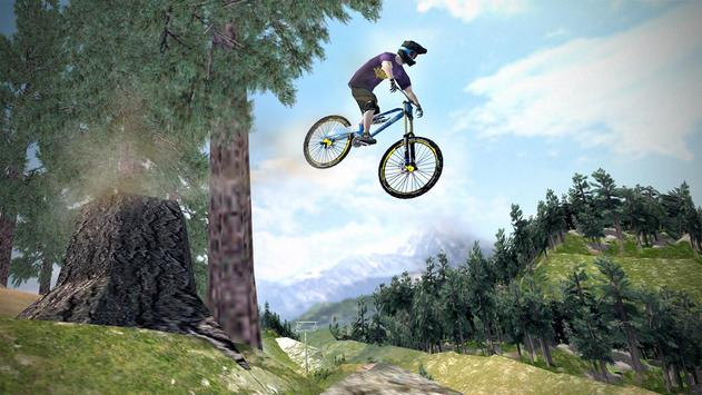 Shred! Downhill Mountainbiking تصوير الشاشة 12