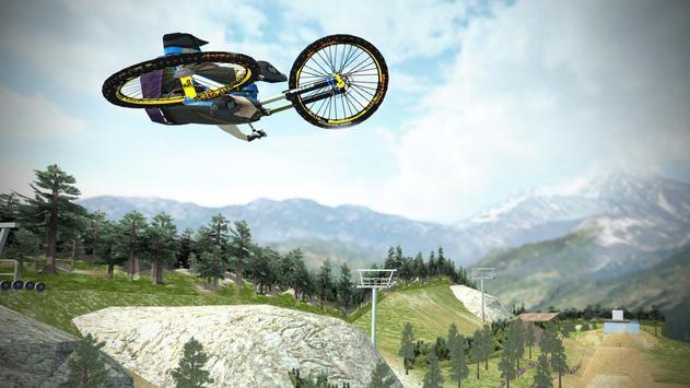 Shred! Downhill Mountainbiking تصوير الشاشة 1