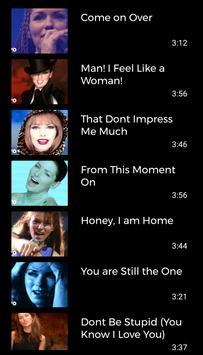 Shania Twain Songs screenshot 2