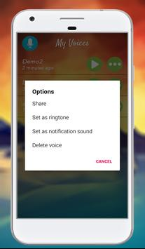Voice Changer with Effects screenshot 5
