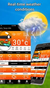 Weather Channel Pro 2019 Weather Channel App poster