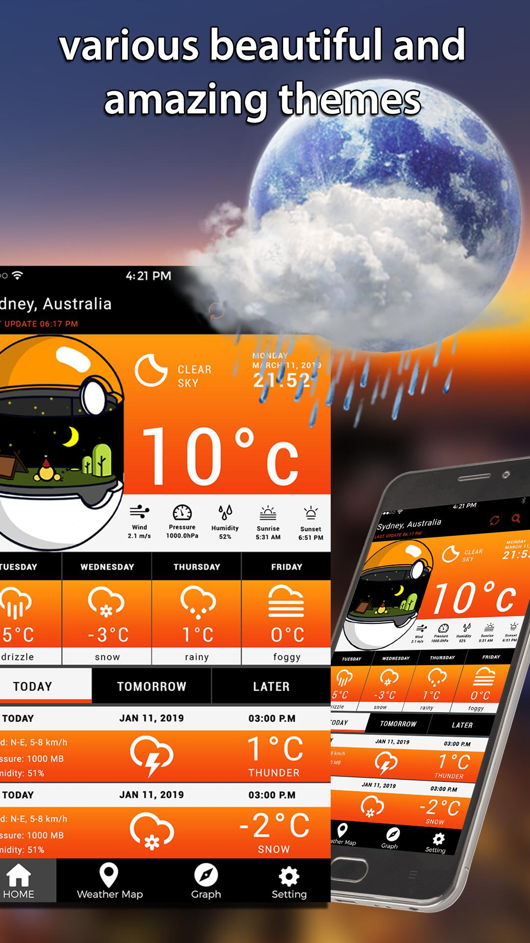 Weather Channel Pro 2019 Weather Channel App for Android