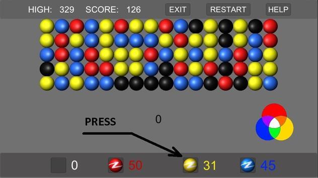 Color magic screenshot 1