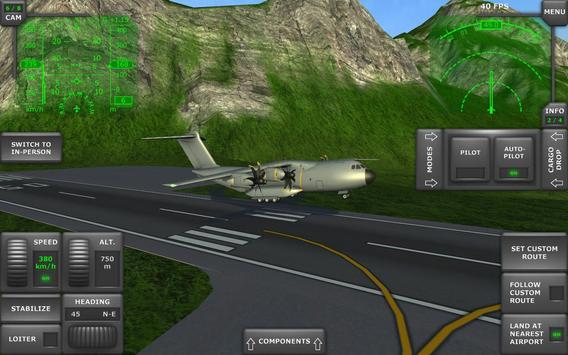 Turboprop Flight Simulator imagem de tela 15