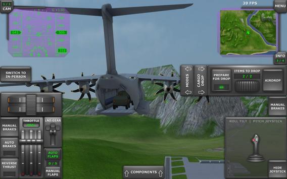 Turboprop Flight Simulator imagem de tela 17