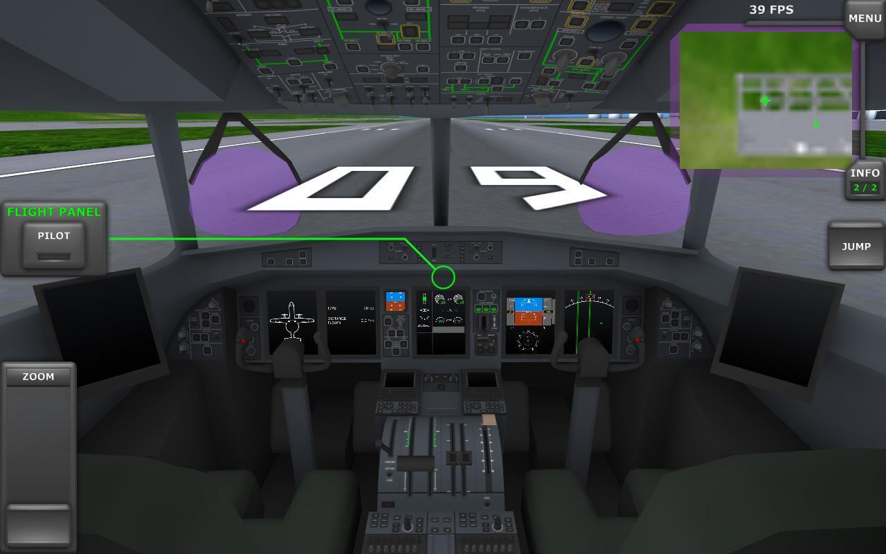 Turboprop Flight Simulator for Android - APK Download
