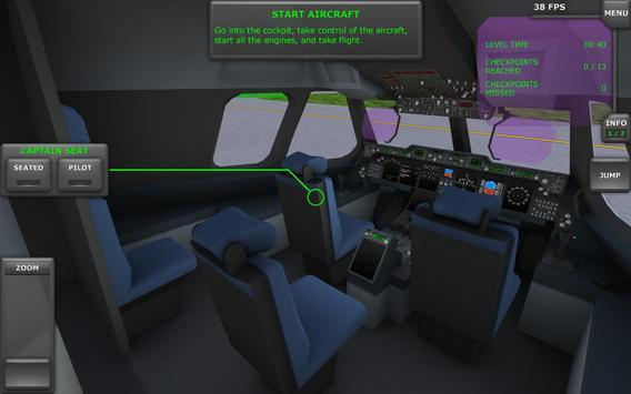 Turboprop Flight Simulator imagem de tela 20