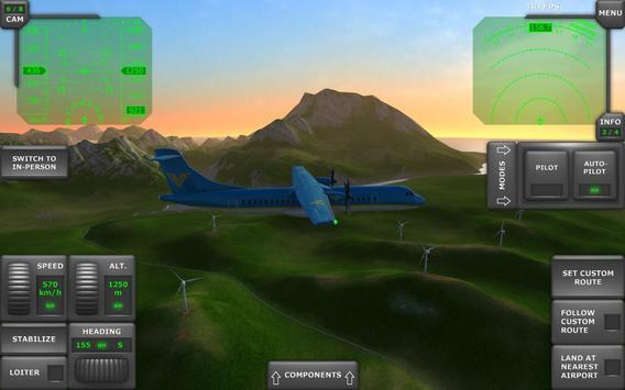 Turboprop Flight Simulator imagem de tela 23