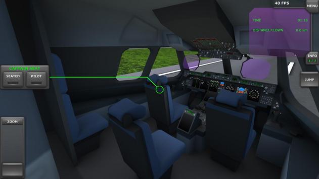 Turboprop Flight Simulator imagem de tela 4